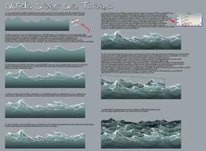 Stormy Sea Tutorial