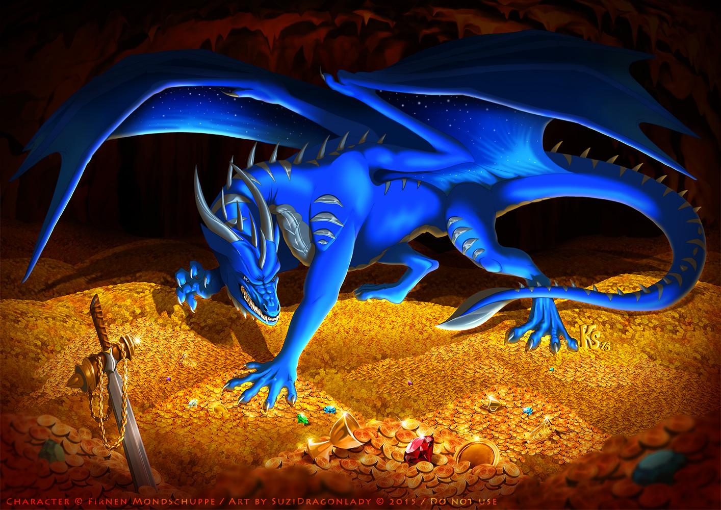 This Is My Treasure... by suzidragonlady