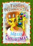 Merry Christmas 2015 by suzidragonlady
