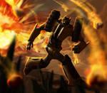 TF - One Explosive Venture by suzidragonlady