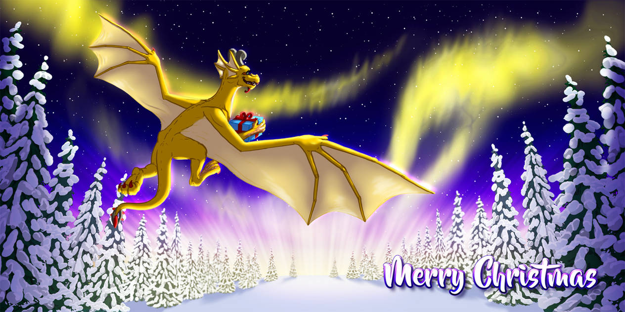Merry Christmas 2016 by suzidragonlady
