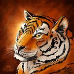 Brushy Tiger