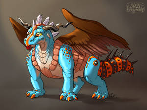 Make-A-Dragon creature