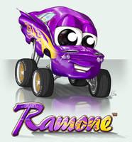 Cute Ramone by suzidragonlady