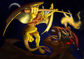Night Of Glory by suzidragonlady