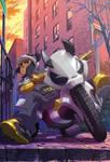 The Panda Wheel