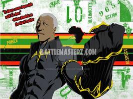 Mandela is the Black Panther