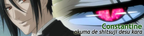 Kuroshitsuji Signature IF by K4tsuR0u