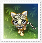 Cute Zoo - Jaguar