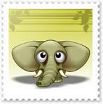 Cute Zoo - E for Elephant