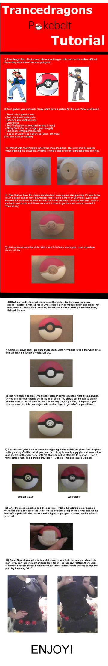 Pokebelt Tutorial by OtheCleverPan