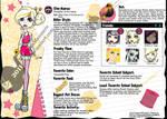Monster High OC: Cloe Moirae