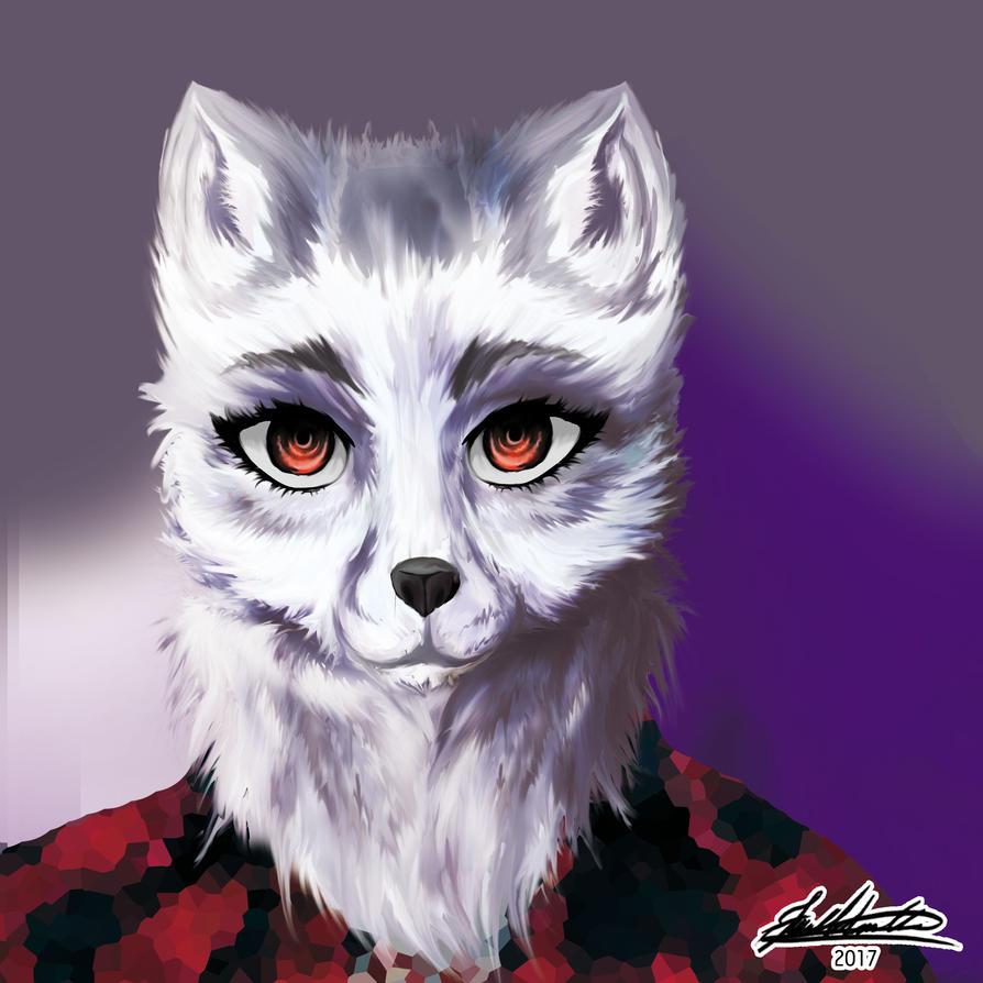 Katt by Kathe-Fox