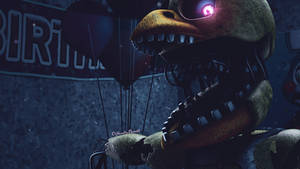 fnaf 2-Withered Chica
