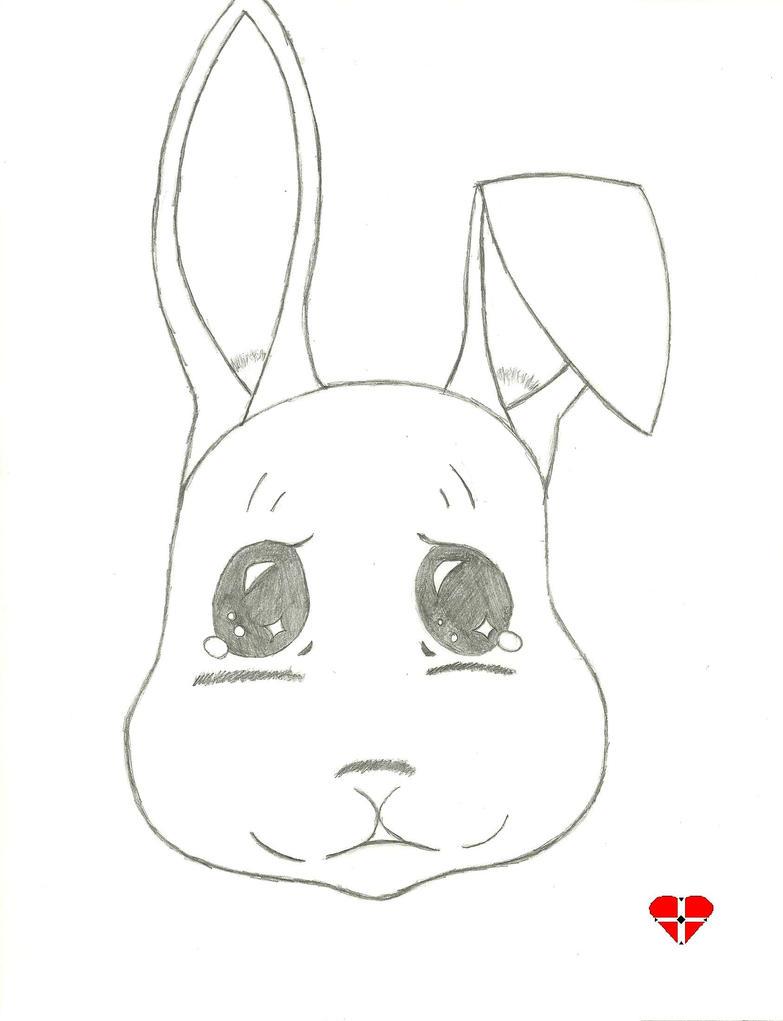 my little bunny face by sasori0angel0babe on deviantart