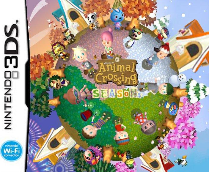 Hilo Unico Recopilacion De Informacion De Animal Crossing 3ds