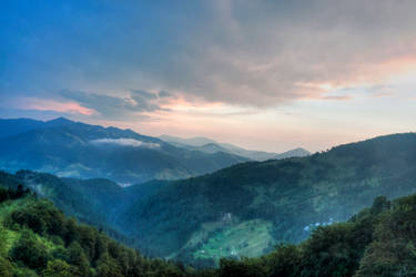 Rodna Mountains by inf23