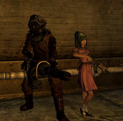 Fallout Little Wanderer by Alice13th on DeviantArt
