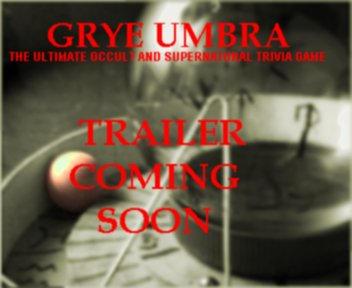Gyre Umbra: teaser preview by IV-studios