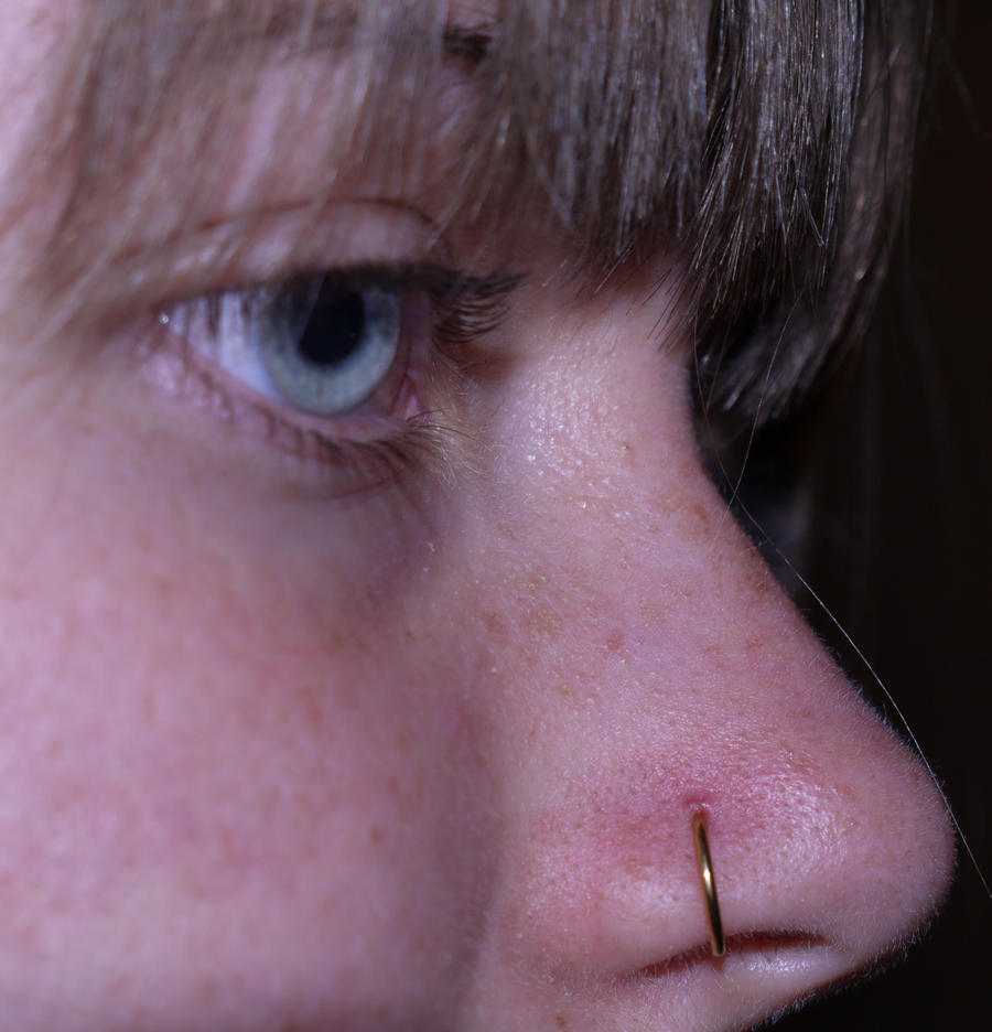 Nose ring by Astralhaze on DeviantArt