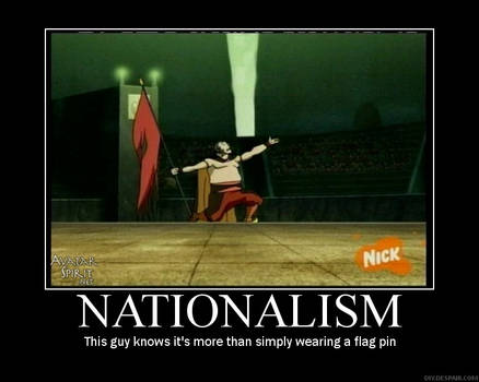 Fire Nation Nationalism