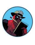 Deadpool Bugle Logo
