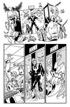 Wolverine and the X Men 42, page 23