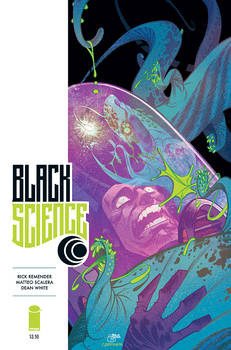 Black Science 7, Variant Cover COLOR