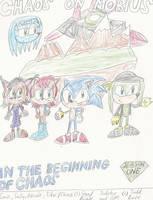 Sonic COM Season One Cover by mastergamer19