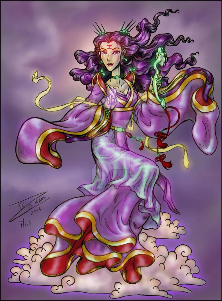 Personal Goddess