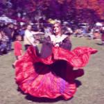 Pirate Gypsy Dancer by BlackUniGryphon