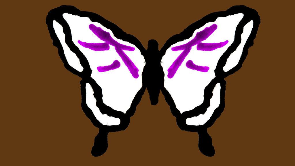 Edited Benevolence Butterfly by BlackUniGryphon
