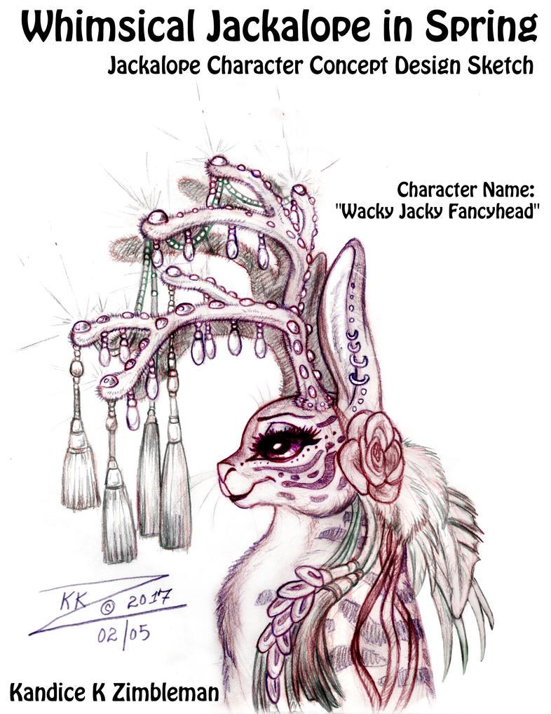 Wacky Jacky Fancyhead Design 001 Revised by BlackUniGryphon