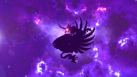 Nebula Black UniGryphon ANimation Still 001