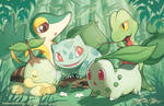 The Grass Starters
