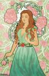 Rose Nouveau