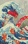 The Great Wave Off Kanto - Shiny Version