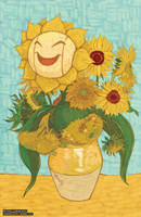 Sunflora by missypena