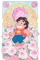 Precious Crystal Gems - Steven by missypena