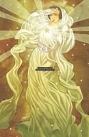 Lady of Light II by missypena