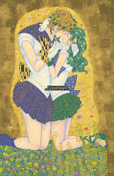 Senshi Kiss (Lovers)