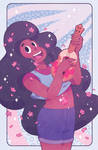 Steven Universe Issue 1 (Fried Pie) Cover
