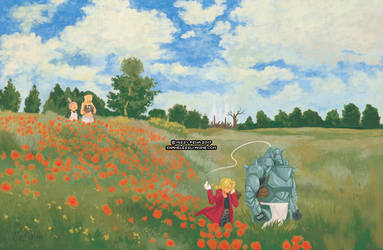 Resembool (Poppy Field)