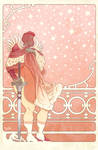 LADYCASTLE #4 by missypena