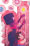 Steven Universe Issue 5 (A) Cover