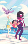 Steven Universe Issue 7 (A) Cover
