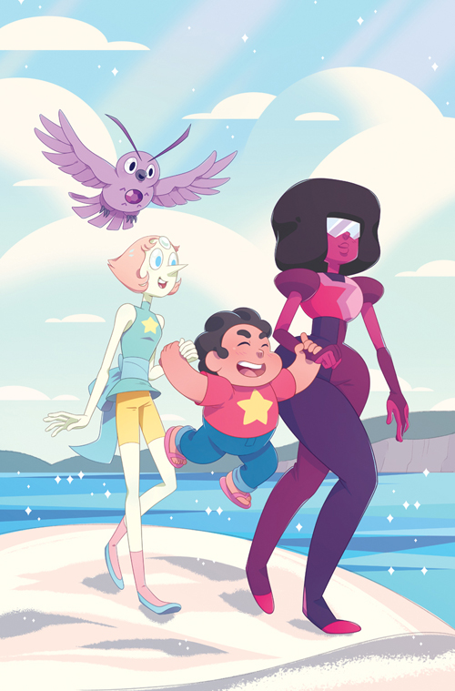Steven Universe Issue 7 (A) Cover by missypena