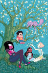 Steven Universe Issue 18 (A) Cover