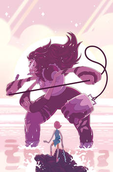 Steven Universe Issue 19 (A) Cover