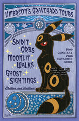 Umbreon's Graveyard Tours by missypena